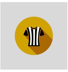 Football referee vector