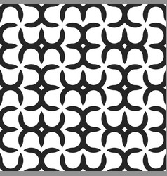 seamless creative pattern - grid endless vector image
