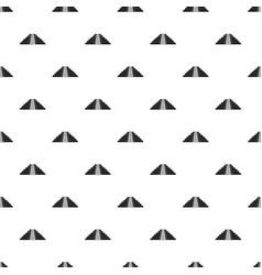 Ziggurat in chichen itza pattern vector