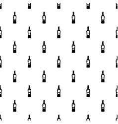 Bourbon pattern seamless vector
