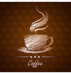 Coffee cup16 vector