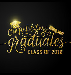 On black graduations background vector