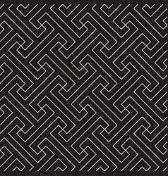 Seamless subtle pattern geometric stripes vector