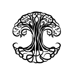 Tree of life vector