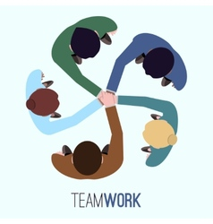 Business team concept vector image