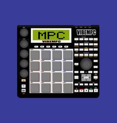 mpc vector image