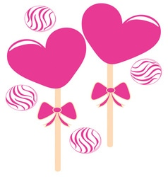 Valentine Candy vector