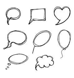 ballon draw vector image