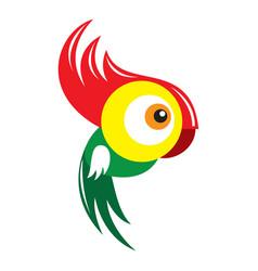 Parrot maraz vector