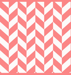 seamless chevron pattern on paper texture vector image