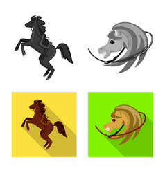 Texas and history sign vector