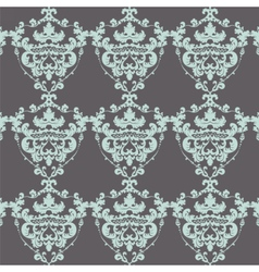 Vintage Damask Elegant Royal ornament pattern vector image vector image