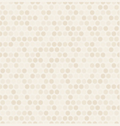 abstract brown circle dots background and texture vector image