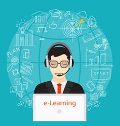 Men is learning vector