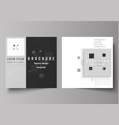 The minimal of editable layout vector