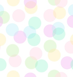 Pastel trendy colors abstract pattern vector image vector image