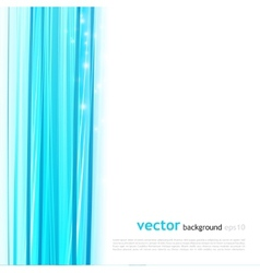 Abstract colorful lined background vector image