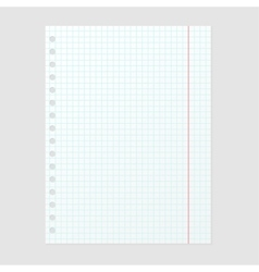 Paper note sheet for message vector