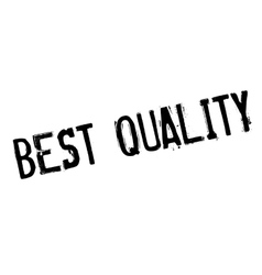 Best quality rubber stamp vector