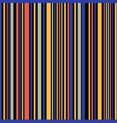 linear halloween pattern vector image