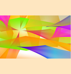 Multicolored background gradient abstract space vector