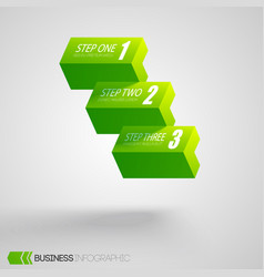 Web business abstract infographics vector