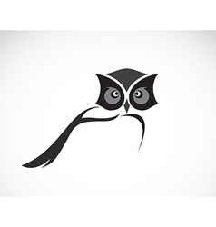 image of an owl design vector image