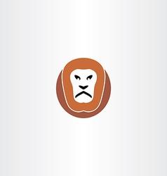 Lion logo icon vector
