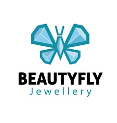 Beauty fly Design vector image vector image