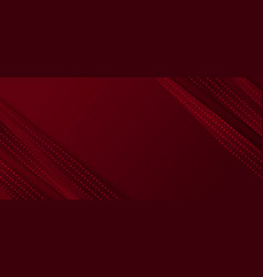 abstract red gradient diagonal stripes lines vector image