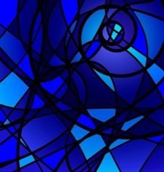 blue background variation vector image