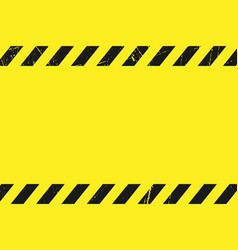 alert safety background vector image