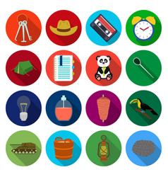 Business leisure tourism and other web icon in vector