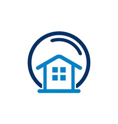 Home building - logo vector