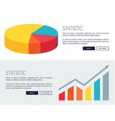 Statistic demonstration design for web page vector