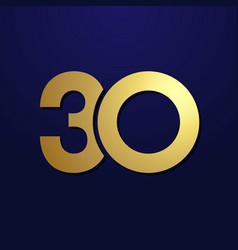 30 simple gold vector
