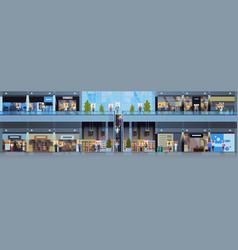 Retail store visitors identification facial vector