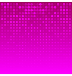 Abstract Bright Pink Background for your design vector image vector image