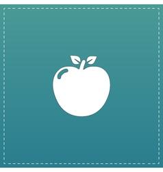 apple - icon vector image