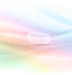 Abstract background colorful waves and lines eps10 vector image vector image