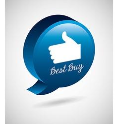 best buy vector image