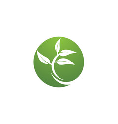 Ecology icon design vector