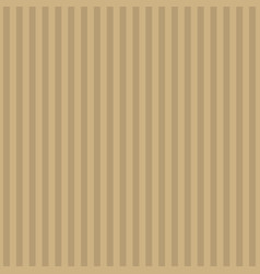 Kraft paper seamless background vertical stripes vector