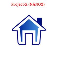Project-x nanox logo vector