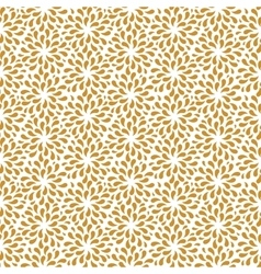 seamless floral background in vector image