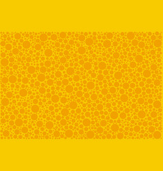colorful yellow orange background for your vector image