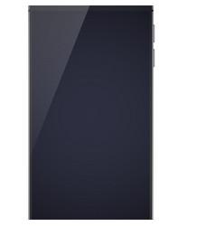 Realistic modern design smartphone concept vector