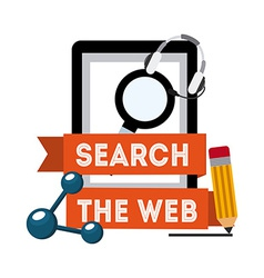 search web vector image
