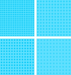 Blue-seamless-background vector