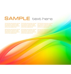 Business elegant colorful abstract background vector